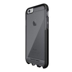 Zadný ochranný kryt Tech21 Evo Check pre Apple iPhone 6/6S, čierny