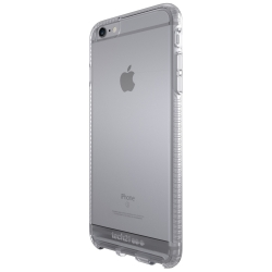 Zadný ochranný kryt Tech21 Impact Clear pre Apple iPhone 6 Plus/6S Plus, číry