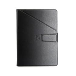 """Univerzálne púzdro TUCANO PIEGO SMALL pre tablety 7"""", X-Fit systém, čierne"""