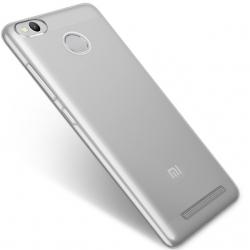 Xiaomi Redmi 3S - Tenké Silikónové púzdro