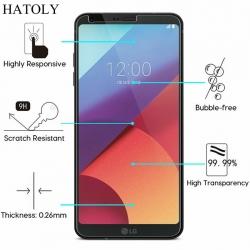 LG G6 - Tvrdené sklo 9H