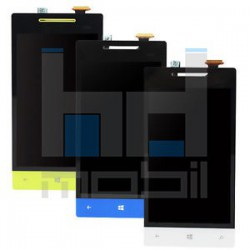 HTC Windows Phone 8S  LCD + DOTYK -A620E (5 FARIEB)