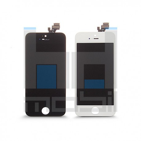 iPhone 5C LCD Display + Dotyková Deska Black OEM