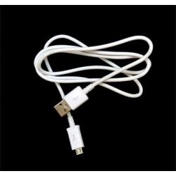 ECBDU4AWE Samsung microUSB Datový Kabel White (Bulk)