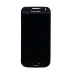 LCD display + Dotyk + Přední kryt Samsung i9195 Galaxy S4mini Black (Service Pack)