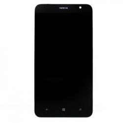 LCD Display + Dotyková Deska + Přední Kryt Nokia 1320 Lumia