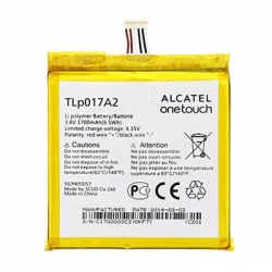 CAC1700007C2 Alcatel Baterie pro OT6012D 1700mAh Li-Pol (Bulk)