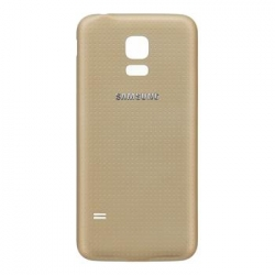 Samsung G800 Galaxy S5mini Gold Kryt Baterie