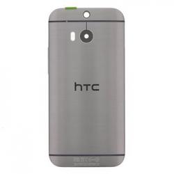 HTC ONE M8 Zadní Kryt Gunmetal Grey
