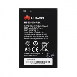 HB505076RBC Huawei Baterie 2150mAh Li-Pol (Bulk)