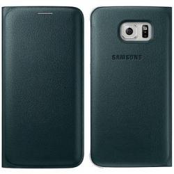 EF-WG925PGE Samsung Wallet Pouzdro Green pro G925 Galaxy S6 Edge (EU Blister)