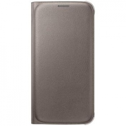 EF-WG920PFE Samsung Wallet Pouzdro Gold pro G920 Galaxy S6 (EU Blister)