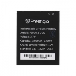 Prestigio Baterie 1700mAh Li-Pol pro Multiphone 5453DUO (Bulk)