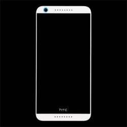 LCD Display + Dotyková Deska + Přední Kryt White pro HTC Desire 626