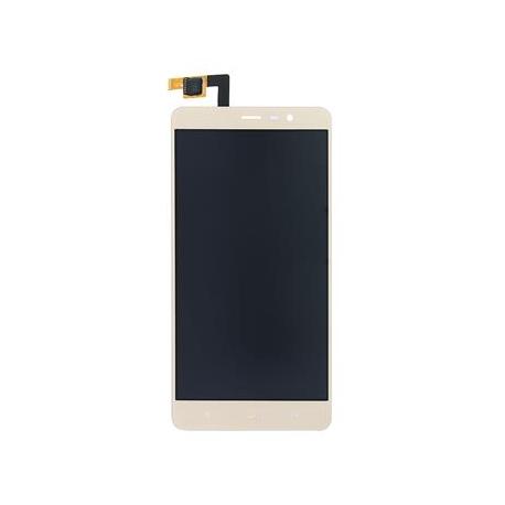 LCD Display + Dotyková Deska pro Xiaomi RedMi Note 3 (150mm) Gold