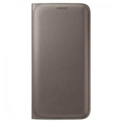 EF-WG930PFE Samsung Book Pouzdro Gold pro G930 Galaxy S7 (EU Blister)