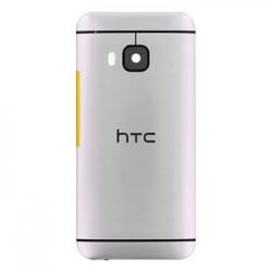 HTC ONE M9 Zadní Kryt Silver