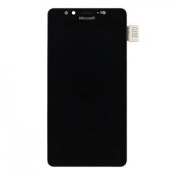LCD Display + Dotyková Deska + Přední Kryt Microsoft 950 Lumia Black