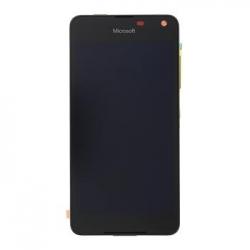 Microsoft Lumia 650 Dotyková Deska + LCD Display + Přední Kryt Black