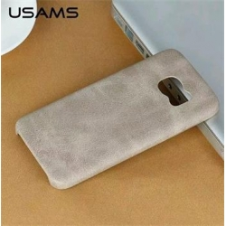 USAMS Bob Zadní Kryt Cream pro Samsung G930 Galaxy S7