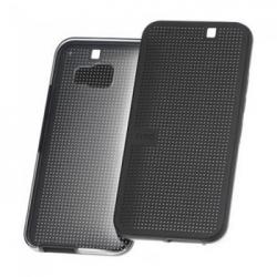 HTC HC M232 Dot View2 Pouzdro Black ONE M9 (EU Poškozený Blister)
