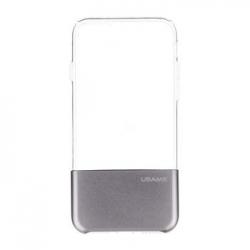 USAMS Ease Zadní Kryt Silver pro iPhone 7