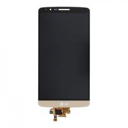 LG D855 G3 LCD Display + Dotyková Deska Gold