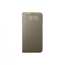 EF-NG930PFE Samsung LED Pouzdro Gold pro G930 Galaxy S7 (Asia Blister)