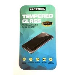 Tactical Tvrzené Sklo 3D White pro Samsung G925 Galaxy S6 Edge (EU Blister)