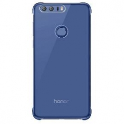 Honor Original Protective Pouzdro Transparent/Blue pro Honor 8 (EU Blister)