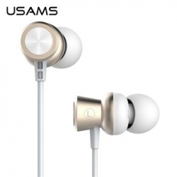 USAMS EP-12 Stereo Headset 3,5mm White