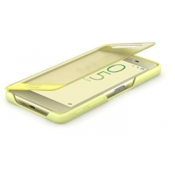 SCR56 Sony Style Cover Touch Lime Gold pro F8131 Xperia X Performance (EU Blister)