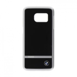 BMHCS7ASBK BMW Signature Black Zadní Kryt pro Samsung G930 Galaxy S7