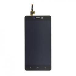 LCD Display + Dotyková Deska + Přední Kryt pro Xiaomi Redmi 3/3S Black
