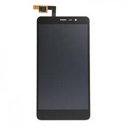 LCD Display + Dotyková Deska + Přední Kryt pro Xiaomi RedMi Note 3 SE (152mm) Black