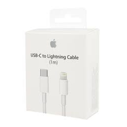 MK0X2ZM/A Apple Original Lightning/Type-C Datový Kabel White (EU Blister)