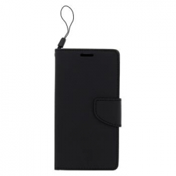 Fancy Diary Book Pouzdro Black pro Asus Zenfone 3 Laser ZC551KL