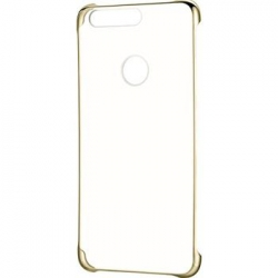 Honor Original Protective Pouzdro Transparent/Gold pro Honor 8 (EU Blister)