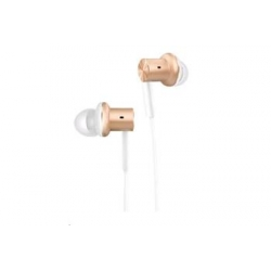 ZBW4325TY Xiaomi Mi In Ear 3,5mm Stereo Headset Gold (EU Blister)