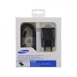 EP-TA12EBEU Samsung USB 3.0 micro-b 2A Cestovní Dobíječ Black (Russian Blister)