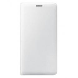 EF-WJ320PWE Samsung Wallet Pouzdro White pro Galaxy J3 2016 (Polep. Blister)