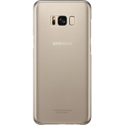 EF-QG955CFE Samsung Clear Cover Gold pro G955 Galaxy S8 Plus (EU Blister)
