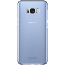 EF-QG955CLE Samsung Clear Cover Blue pro G955 Galaxy S8 Plus (EU Blister)