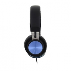 USAMS SJ118 Wire Stereo Headset 3,5mm Blue