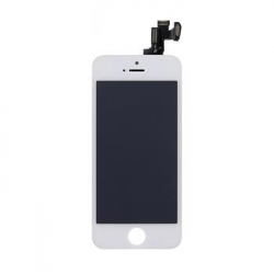 iPhone 5S LCD Display + Dotyková Deska White vč. Small Parts