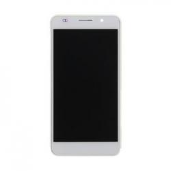 Honor 6 LCD Display + Dotyková Deska + Přední Kryt White