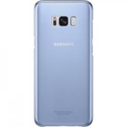 EF-QG950CLE Samsung Clear Cover Blue pro G950 Galaxy S8 (EU Blister)