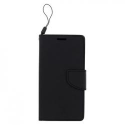 Fancy Diary Book Pouzdro Black pro Lenovo Moto G5 Plus