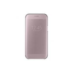 EF-ZA520CPE Samsung Clear View Pouzdro Pink pro Galaxy A5 2017 (EU Blister)