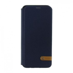 USAMS Duke Book Pouzdro Blue pro Samsung G955 Galaxy S8 Plus